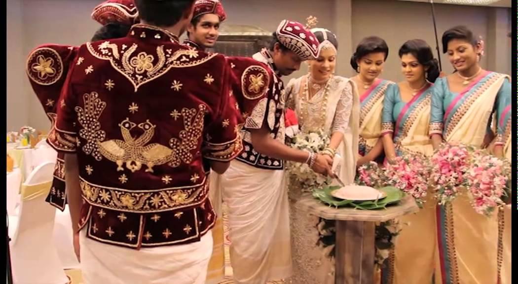 Thishakya & Kavinga Highlights Of Wedding Ceremony