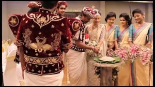 Video Thishakya & Kavinga   Highlights of Wedding Ceremony download MP3, 3GP, MP4, WEBM, AVI, FLV Juni 2018