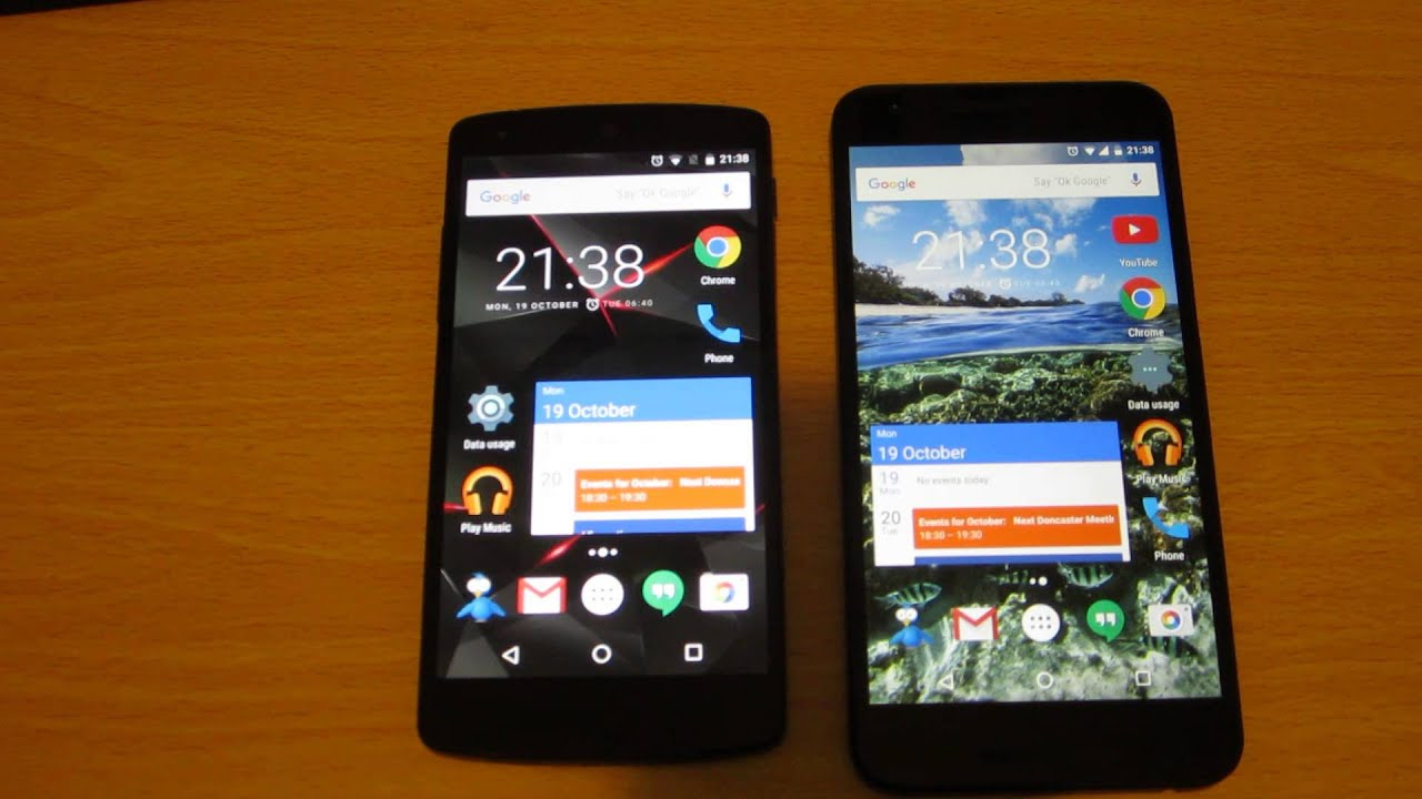 Nexus 5 vs Nexus 6: is the new Nexus worth the upgrade? [updated ...