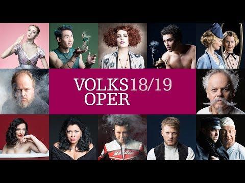 Saisonvorschau 2018/19 | Volksoper Wien