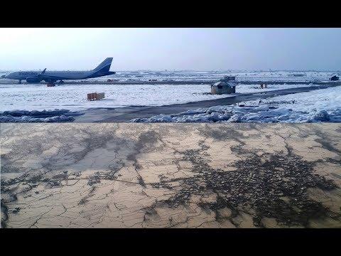 Landing at Srinagar airport KASHMIR in snow, best ever kashmir view from sky, MUST WATCH