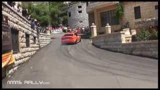 garo haroutounian in falougha hill climb 2013 full run by mmsrally com