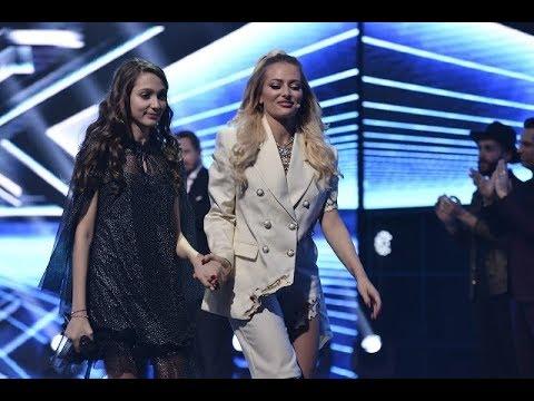 Francesca Nicolescu, eliminată de la X Factor!