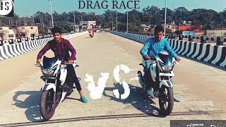Gambar cover Drag Race[Apache160 vs apache160]use headphone..