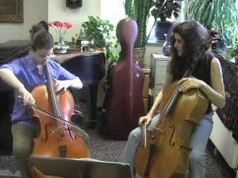 Sample Lesson with Cellist Regina Mushabac