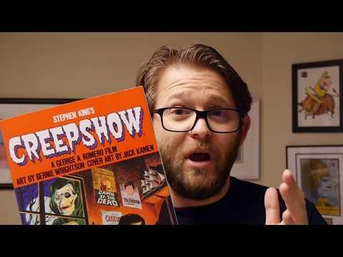 Wednesday Graphic Novel Review: Creepshow