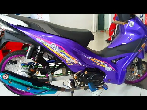 Review Modifikasi Honda Revo 110 Thailook Style Modifikasi Honda Wave 110 Youtube
