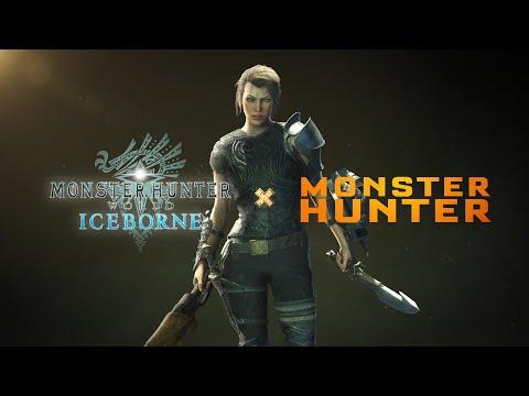 """Monster Hunter World: Iceborne x """"Monster Hunter"""" Movie"""