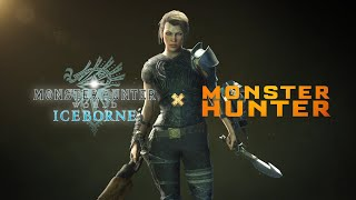 "Monster Hunter World: Iceborne x ""Monster Hunter"" Movie"