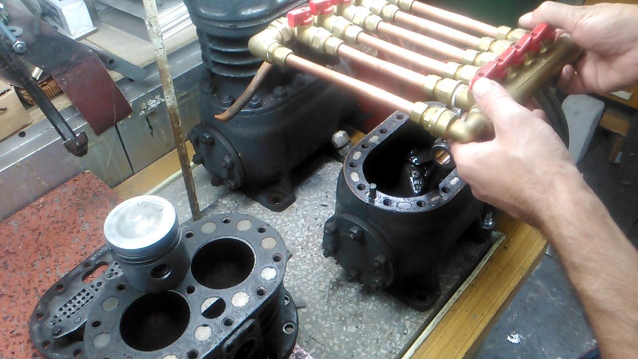 Двигатель Стирлинга.Альфы ходят парами.