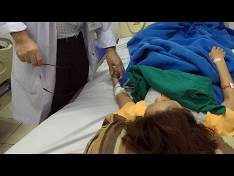 Vietnam woman suffers blindness, stroke after nose job