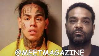 Tekashi 6ix9ine TESTIFIES Jim Jones is a BLOOD GANG MEMBER THUG! Dipset rapper news! #LHHNY #6ix9ine