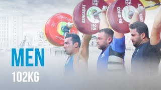 Ashgabat 2018 Highlights | Men 102kg