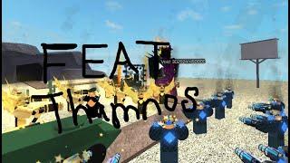 Roblox Tower Battles Golden Commando + Commando vs Void