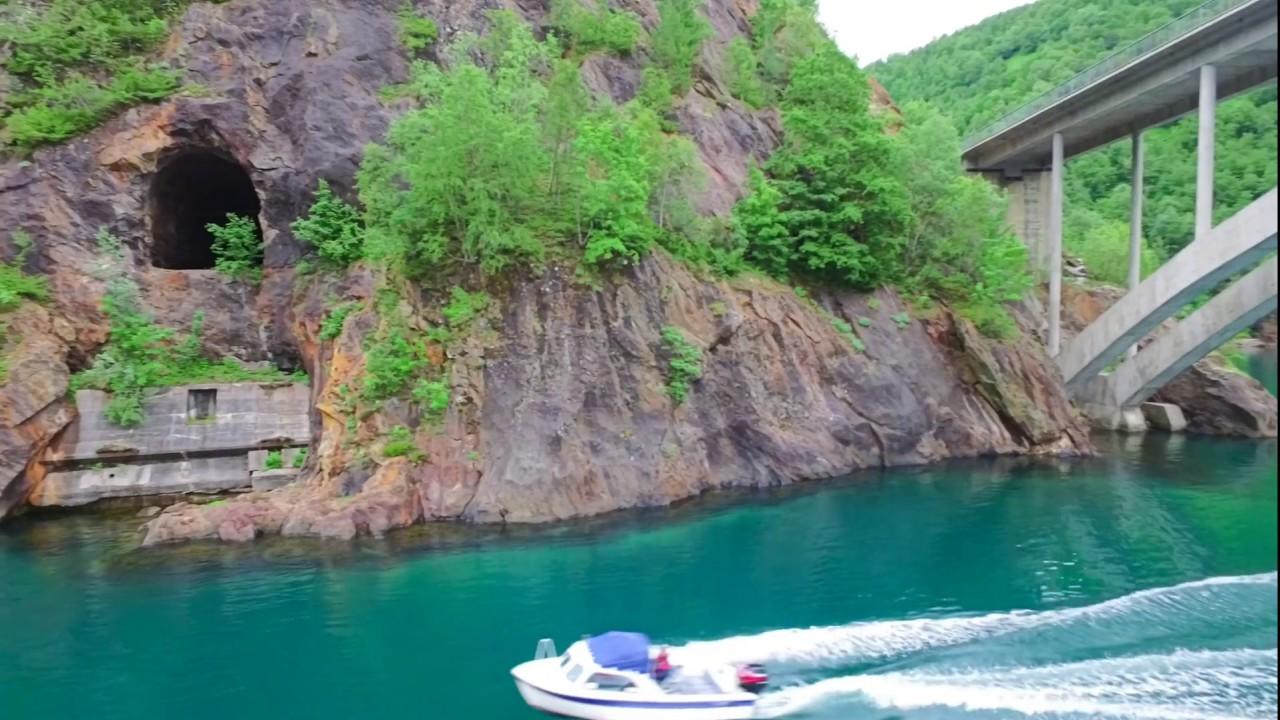 Fisketur til Nordfjorden i Sørfold