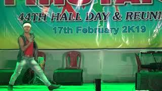 Upar Wala Apne Sath Hai Dance By Rajesh