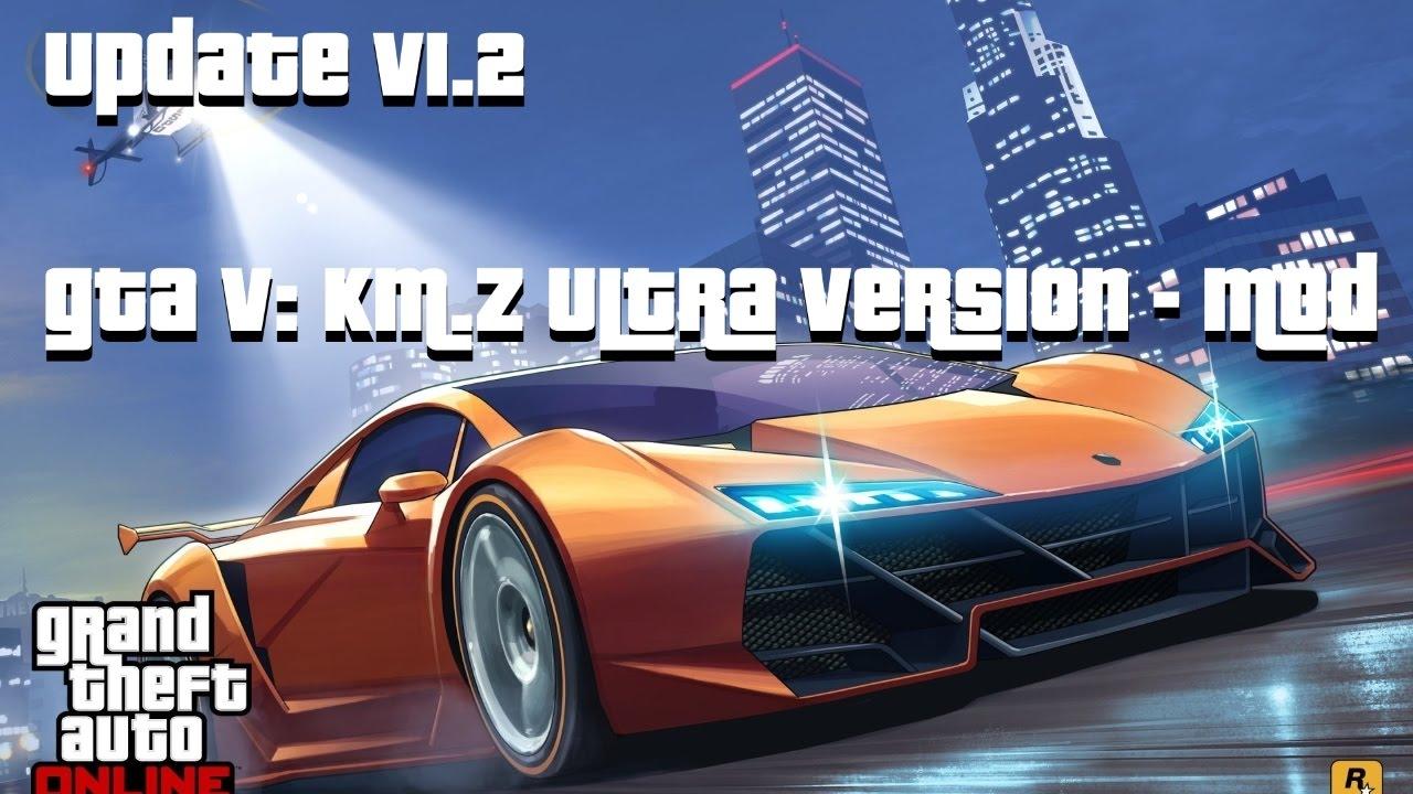 latest gta v update ps3