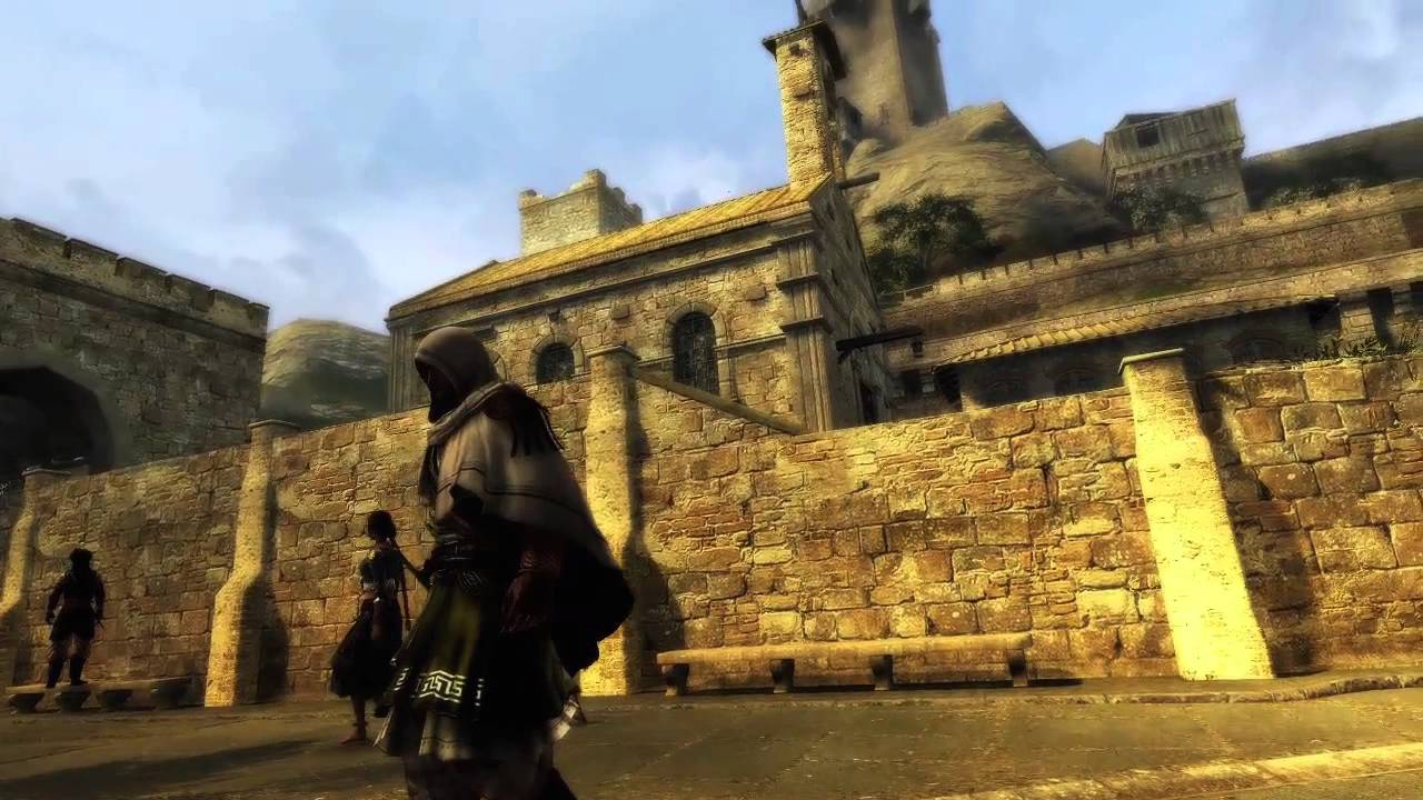 Assassin S Creed Revelations Mediterranean Traveler Map Pack