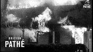 Disastrous Australian Bush Fire (1939)