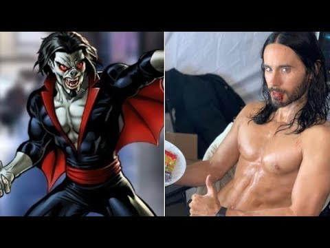 None - Jared Leto Takes On The Roll Of Morbius In Spider-Man Spin-Off