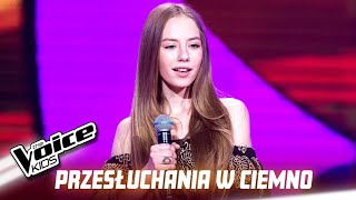 "Hania Sztachańska - ""Nothing Breaks Like a Heart"" - Blind Audition 
