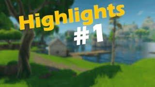 Fortnite Highlights #1
