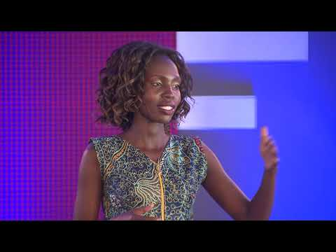 HOW I ESCAPED CHILD MARRIAGE TO BECOME A WOMEN'S RIGHTS ACTIVIST | Mercy Akuot | TEDxKakumaCamp