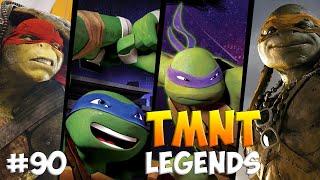 Черепашки-Ниндзя: Легенды. Прохождение #90  Final Bosses (TMNT Legends IOS Gameplay 2016