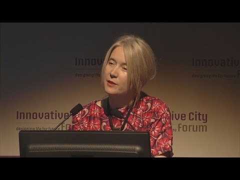 Justine Simons - Art & Creativity Session「Designing the Creative City」