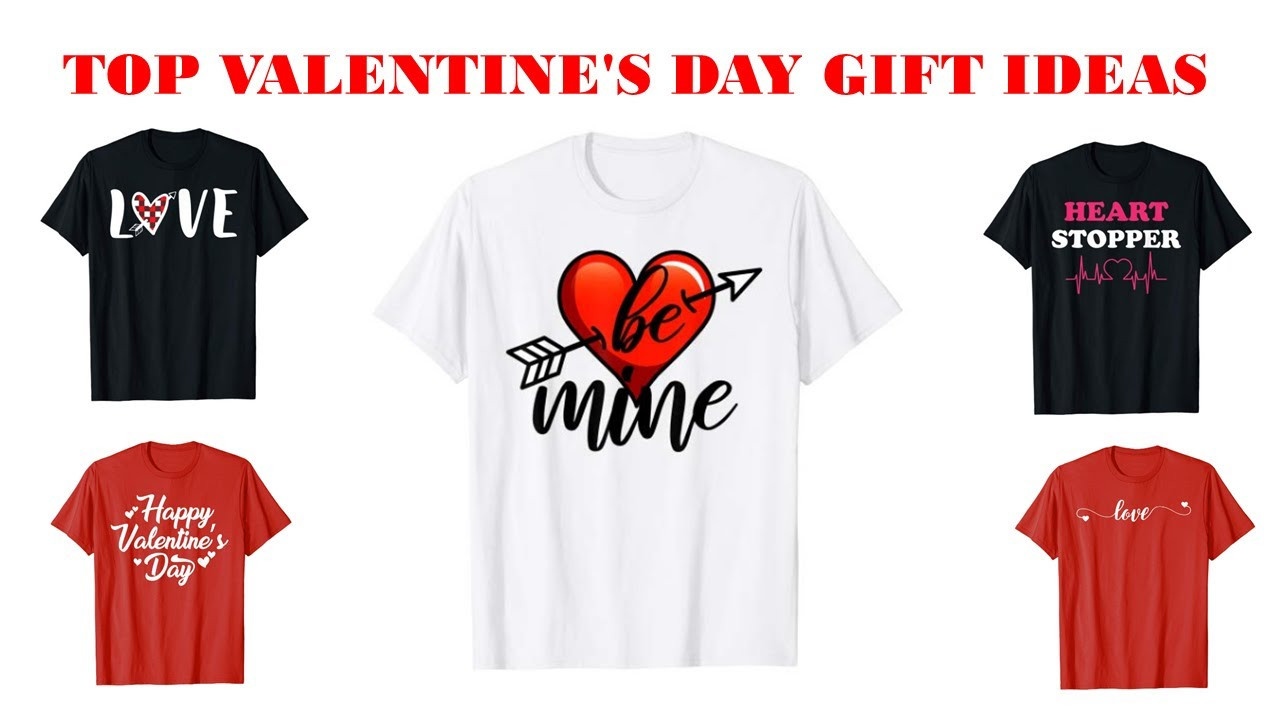 Top Love Gifts & Valentines Day Gifts for Her & Him Be My Heart Love