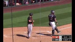 San Francisco Giants Spring Training Highlights: 2-25
