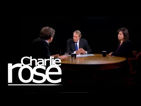 Alan Rusbridger and Janine Gibson | Charlie Rose