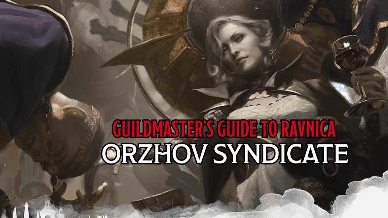 The Orzhov Syndicate In Guildmaster S Guide To Ravnica Youtube Godless shrine, generates 2 faith. the orzhov syndicate in guildmaster s guide to ravnica