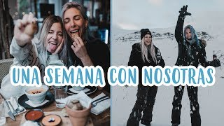 Video UNA SEMANA CON NOSOTRAS download MP3, 3GP, MP4, WEBM, AVI, FLV Januari 2018