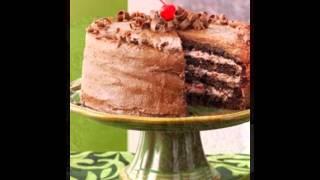12 Layer Chocolate Cake