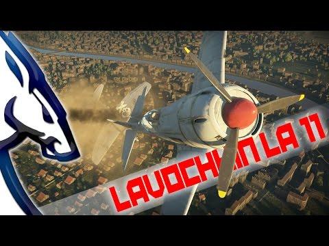 War Thunder: Lavochkin La-11 Review