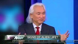 Michio Kaku - More on the Alien Mega Structure