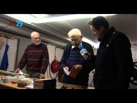 Rudy wordt 50 afl 9 Pater Philippus van Kapucijnen Klooster