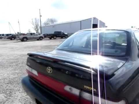 Used 1997 toyota corolla pricing for sale | edmunds.