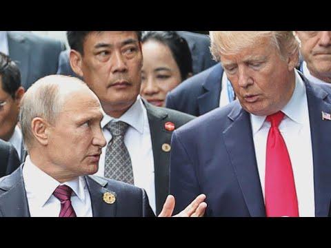 Trump says meeting Putin may be easier than NATO summit