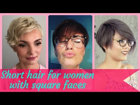 top-20-latest-🌻-short-haircuts-for-women-with-square-faces-2019