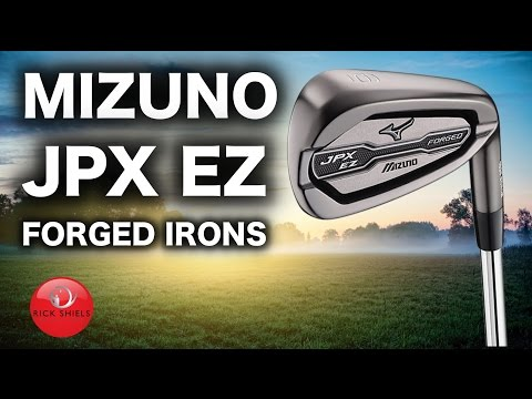 NEW MIZUNO JPX EZ FORGED IRONS REVIEW