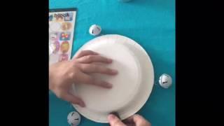 How to make a tambourine - kids
