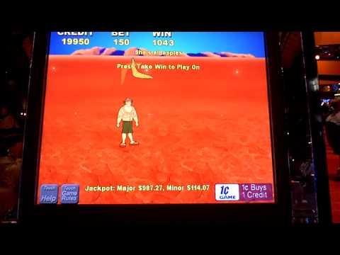 Outback Jack Penny Bonus Round Sands Casino Bethlehem