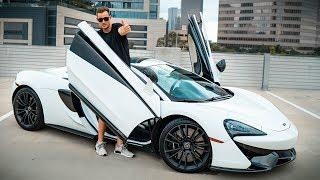 McLaren 570S Coupe 2016 Videos
