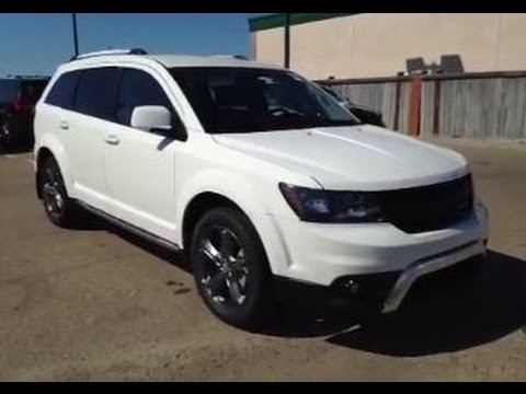 2017 Dodge Journey Awd 4dr Crossroad Great West Chrysler Yachimec Auto Group