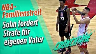 Rivers-Zoff - Sohn fordert Strafe für eigenen Vater | Crunchtime - die NBA-Show