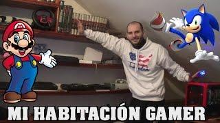 ¡¡¡MI COLECCIÓN DE JUEGOS Y CONSOLAS!!! - Sasel - Habitación - Gamer - Español
