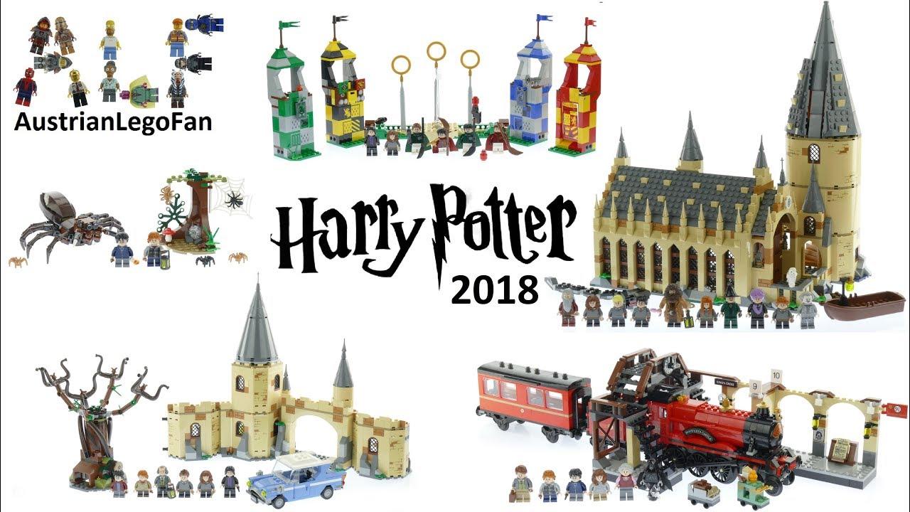 New Harry Potter LEGO Hogwarts is the Second Largest Set ... |Harry Potter Impulse Lego Sets