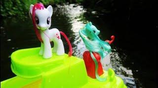 mlp river boat ride